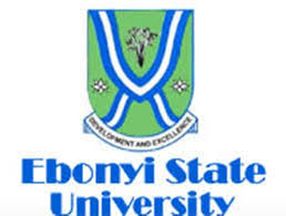 EBSU post utme past questions and answer pdf