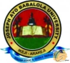 Joseph Ayo BabalolaUniversity Admission Portal