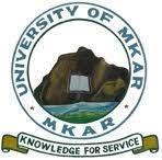 University of Mkar Admission Requirements