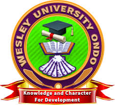 Wesley University post utme past questions and answer pdf