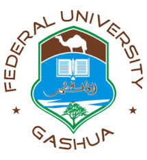 Federal University Gashua admission list