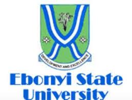 EBSU Admission Requirements