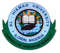 The Al-Hikmah University Pre-Degree admission form
