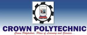 Crown Polytechnic HND Admission List