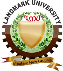 Landmark University Admission Portal