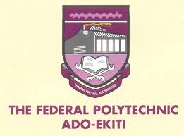 Federal Poly Ado Ekiti departmental cut off mark
