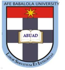 The Afe Babalola University Pre-Degree admission form