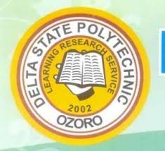 Delta State Polytechnic Ozoro school fees