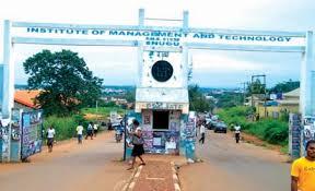 IMT Enugu Post UTME