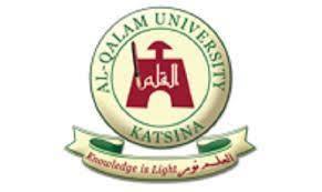 The Al-QalamUniversity Pre-Degree admission form