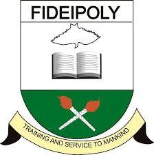 Fidei Polytechnic Admission List
