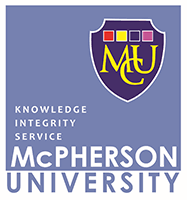 The McPherson University Pre-Degree admission form