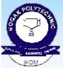 Nogak Polytechnic Admission List