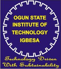 Ogun State Institute of Technology School Fees