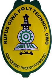 Rufus Giwa Polytechnic School Fees
