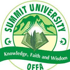 Summit University Admission Requirements