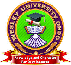 The Wesley University of Science & Technology Pre-Degree admission form
