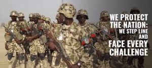 Nigerian Armed Forces Ranking Scale – Army, Navy & Air Force