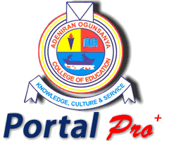 Adeniran Ogunsanya College of Education result checker