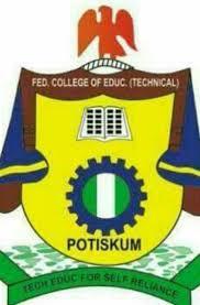 Federal College of Education (Tech) Potiskum result checker