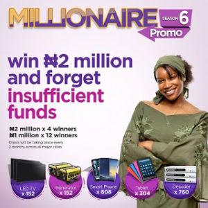 FCMB Millionaires Campaign Promo