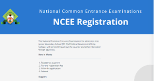NCEE Registration Form