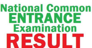 NCEE result checker